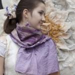 nunofelting lana