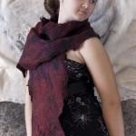 comprar bufanda de fieltro