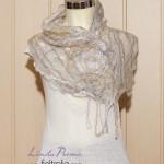 bufanda de lana original